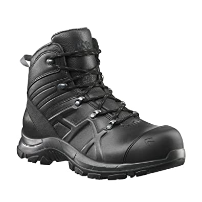 11080fd1c37 Haix Black Eagle Safety 56 mid Robust and Comfort S3 Safety Shoes ...