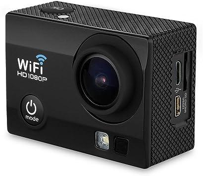 Excelvan Q3 - Impermeable 12Mp 1080P Cámara WIFI de Deporte (2