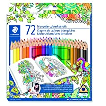 Staedtler Coloring Pencil Wood Colored Pencil (1270C72BLU)