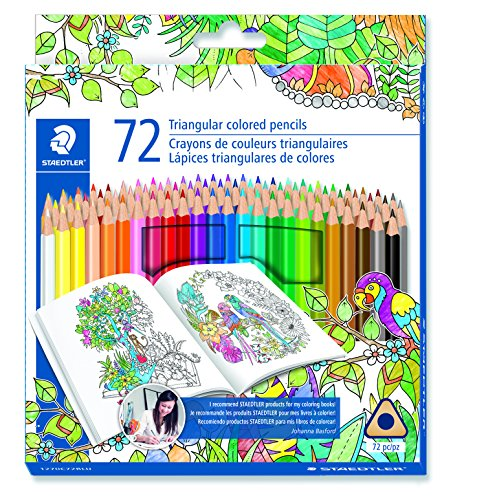 Staedtler Coloring Colored 72 Count 1270C72BLU product image
