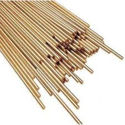 CCMS Gas Welding Rods Copper Coated Mild Steel 1.6mm 2.4mm 3.2mm