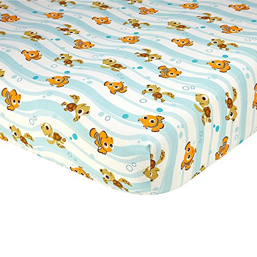 Disney Baby Finding Fitted Sheet