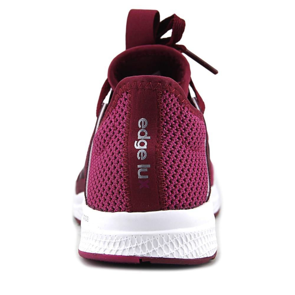 adidas Performance Women's Edge Lux w Running-Shoes B01MTRYQ0W 7.5 B(M) US Mystery Ruby/Bahia Magenta/Footwear White