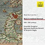 Mare Balticum Vol. I Music in medieval Denmark 13th - 15th century