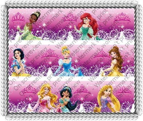 Amazon.com: 1 x Disney Princess Glamour – Diseñador Prints ...