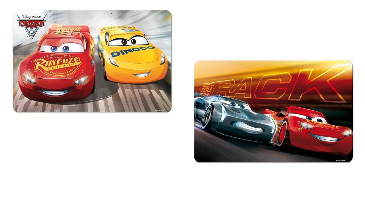 Juego de posavasos de mesa escritorio 3d Cars 3 Disney - Fiambrera ...