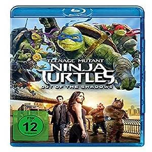 Teenage Mutant Ninja Turtles - Out of the Shadows Alemania ...