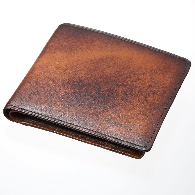 LuggageAOKI 青木鞄 Lugard G3 ラガード ジースリー 二つ折り 短財布 ショートウォレット 小銭入れ付き 本革 ブラウン 5205-50 B004D1K6UQ