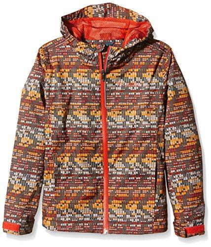 Jacke Maker Niño Marrón Jacket Chubasquero Iii Naranja Columbia Rain Para Splash PdAw1q4Ex4