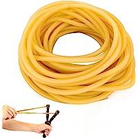 Katapult rubberen band 10 m natuurlijke latex rubberen band, katapult buis, latex slang voor outdoor jacht katapult…