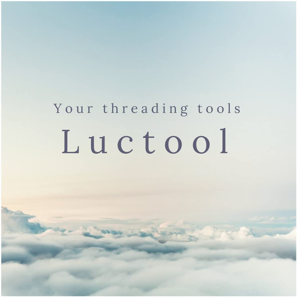 Luctool 3//8-16 UNC Spiral Flute Tap Bottom GH3 Limit 2 Flute HSS Uncoated Bright Finished Ground Thread Luctool Provides Premium Quality Hand Tools for Metal Threading.