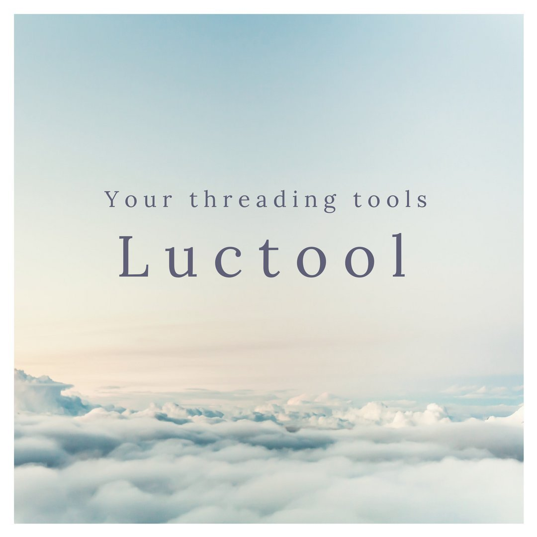 Luctool Provides Premium Quality Hand Tools for Metal Threading. Luctool 3//4-14 NPT Pipe Die Round Adjustable Split Die 2 OD HSS Taper Thread