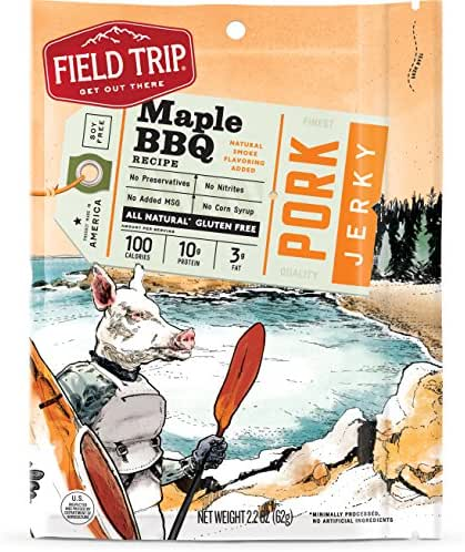 Jerky & Dried Meats: Field Trip