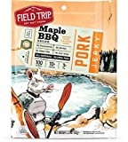 Field Trip Gluten Free, High Protein, Maple Barbeque Pork Jerky, 2.2oz Bag Review