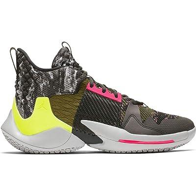Nike Men's Jordan Why Not Zer0.2 Basketball Shoes | Basketball