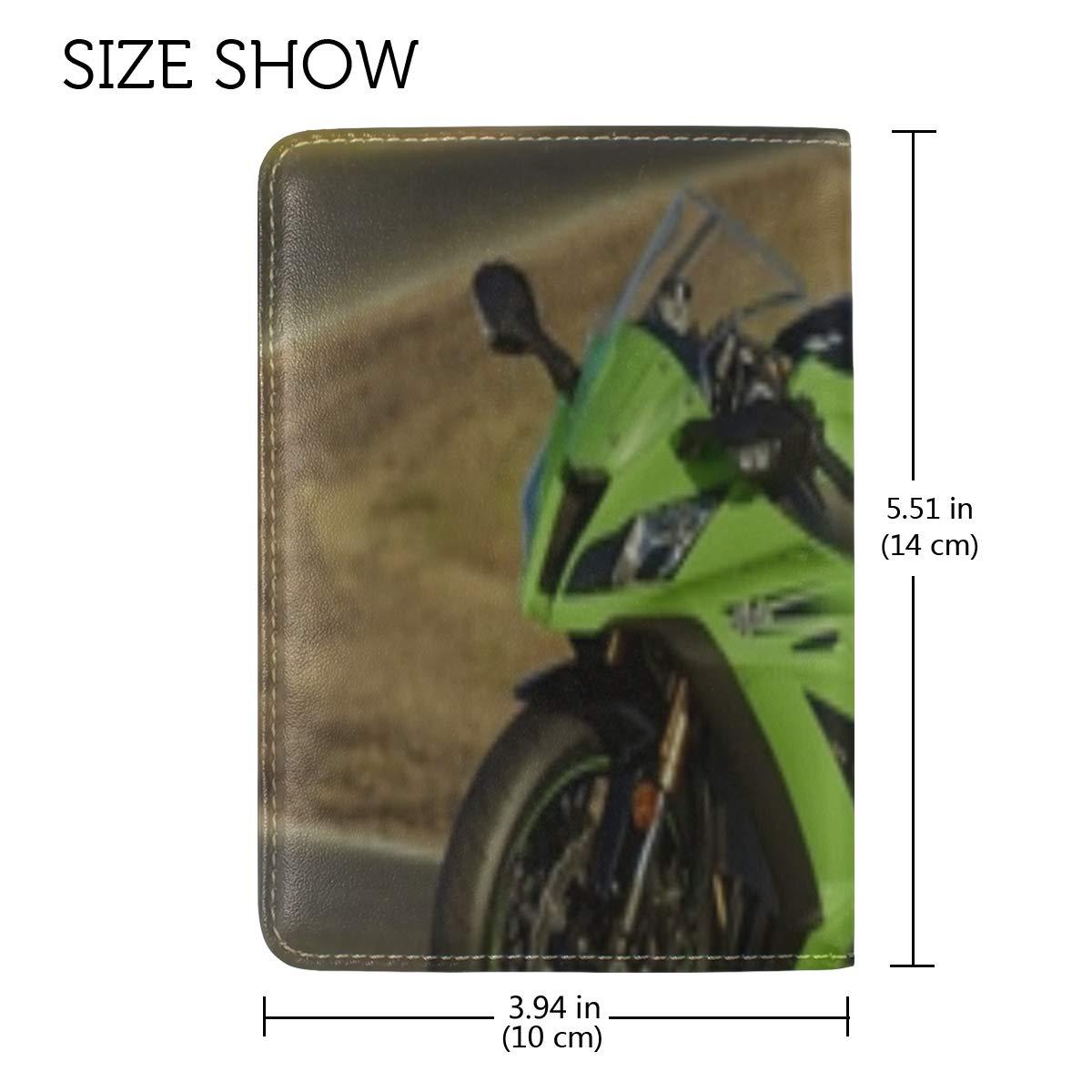 Amazon.com: Kawasaki In The Sun Motorbike Green Kawasaki ...