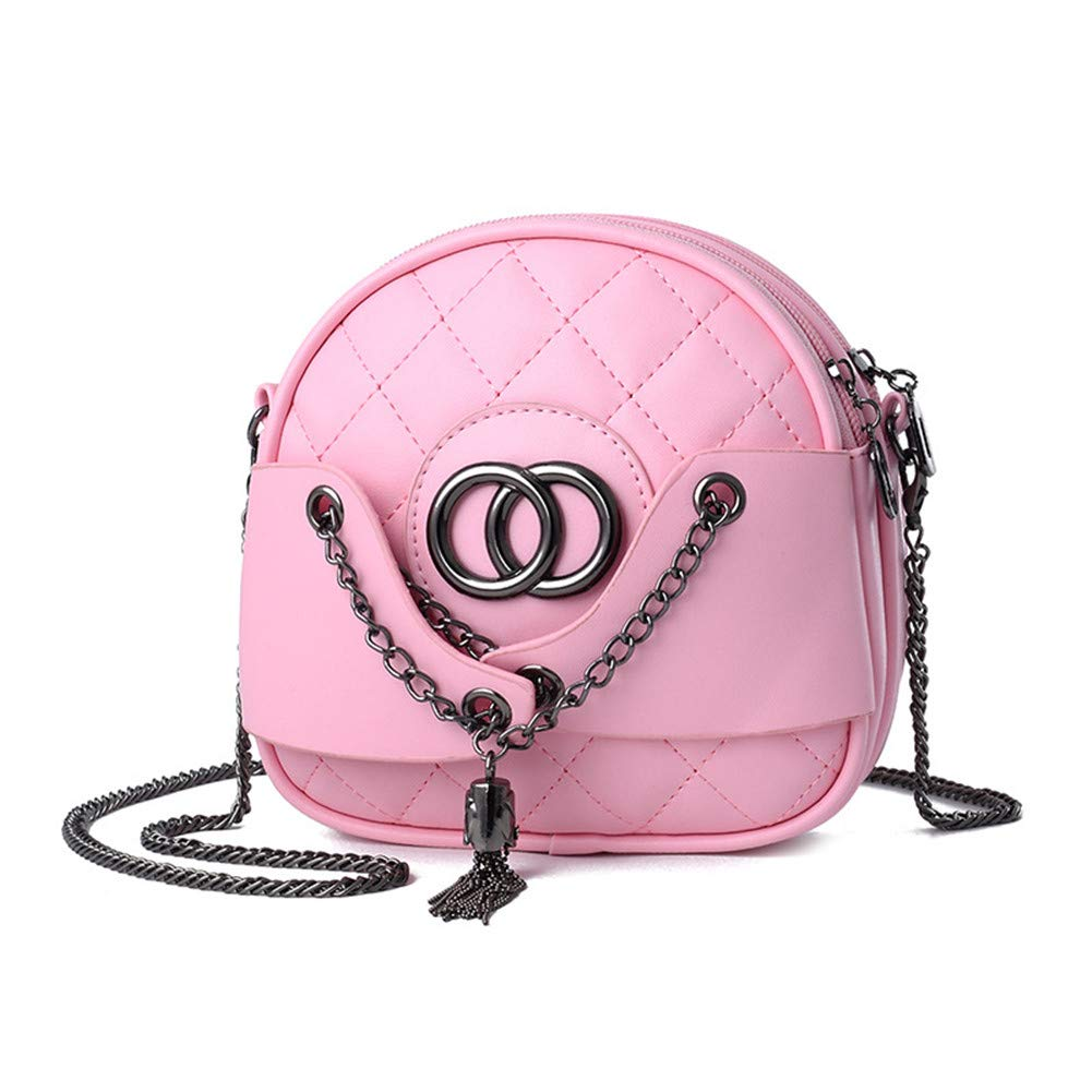 AiEzail pro female bag round bag fashion bag handbags Messenger bag shoulder bag handbag mobile phone bag wallet