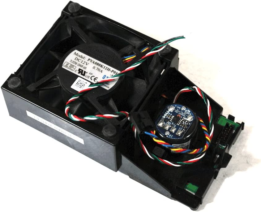 Genuine Foxconn Computer Cooling Case Fan Desktop DC-12V 4-Wire