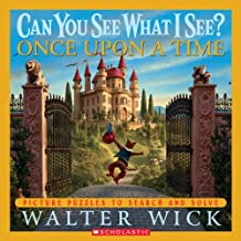 Can You See What I See? Once Upon a Time: Picture Puzzles to Search and Solve