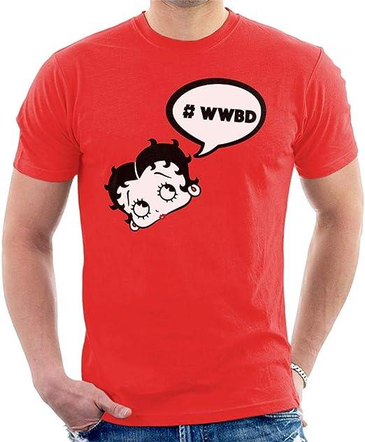 Comics Kingdom Betty Boop WWBD Kids T-Shirt
