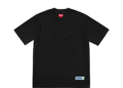 Supreme Athletic Label S Top Black Size Small Us