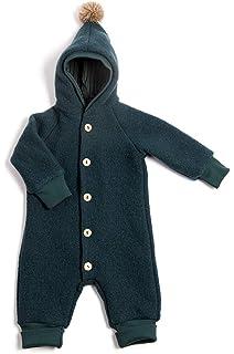 Monkind Baby und Kinder Overall Jungen und M/ädchen 100/% Biobaumwolle