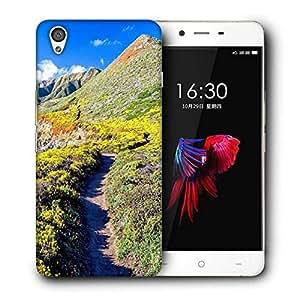 Diseñador Snoogg Teléfono protector de la cubierta del caso para One Plus X