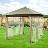 Landsdowne Heights Gazebo Replacement Canopy – RipLock 350