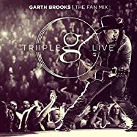 Triple Live Garth Brooks MP3 Album Deals