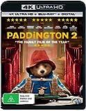 Paddington 2 (4K UHD/Blu-ray/UV) [Regions 2,4] [Blu-ray]