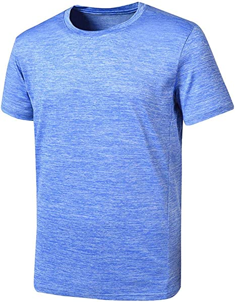 Cutogain Activewear - Camiseta de Manga Corta para Hombre, de ...