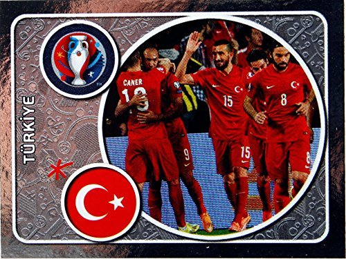 UEFA Euro 2016 Panini Sticker > Team Photo (T?rkiye) > Num 349 by Panini
