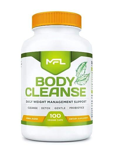 Amazon.com: MFL cuerpo Cleanse la limpiador para pérdida de ...