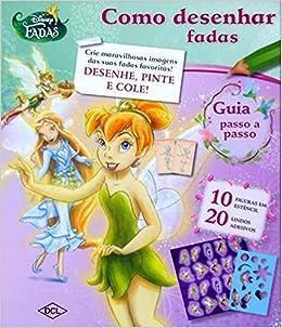 Disney. Como Desenhar. Fadas - 9788536813158 - Livros na Amazon Brasil 628f4675037