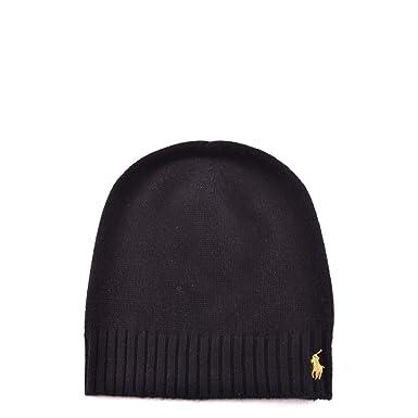 RALPH LAUREN - Coffret écharpe bonnet Ralph Lauren noir pour femme - Noir,  TU eb8477af03a