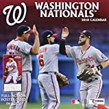 Washington Nationals 2018 Calendar