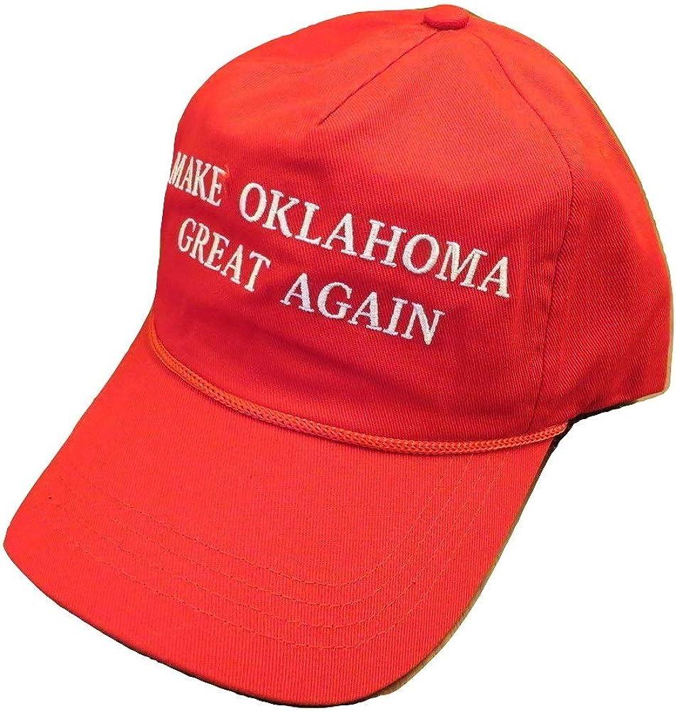 Make Oklahoma Great Again Trump Hat