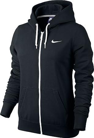 Nike Club Veste à capuche en polaire avec logo Pour femme