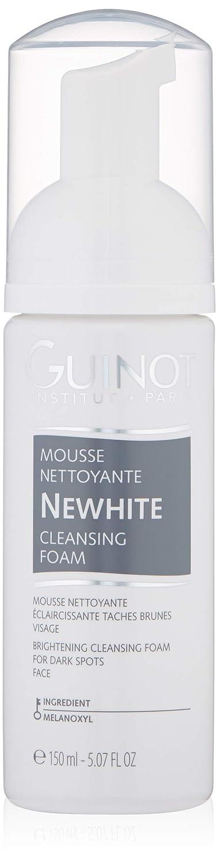 Guinot - Mousse limpiador exfoliante, 150 ml 506200