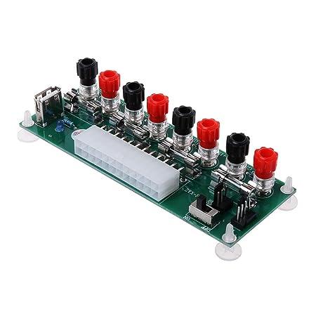 JunYe ATX - Módulo de Fuente de alimentación para Ordenador de ...