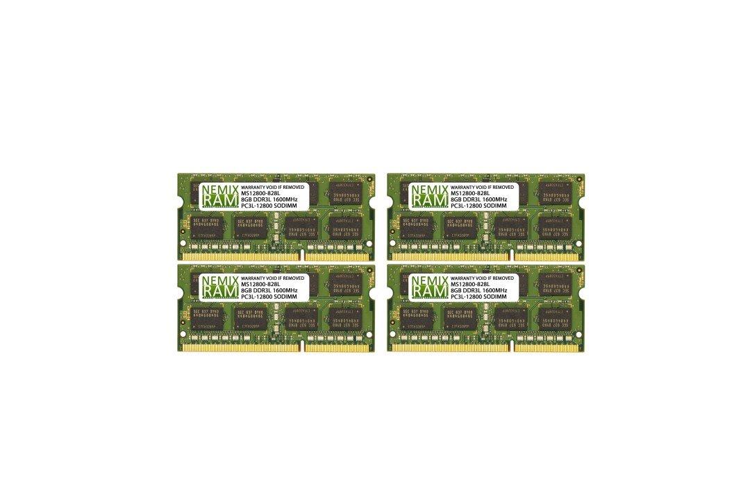 16GB 2x8GB PC3-12800 DDR3L 1600 SDRAM Memory For Apple iMac 27 Inch 5K Late 2014