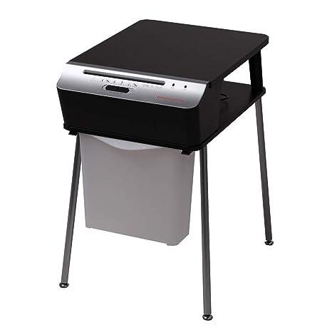 Amazon.com: Bonsaii impresora soporte y triturador de papel ...