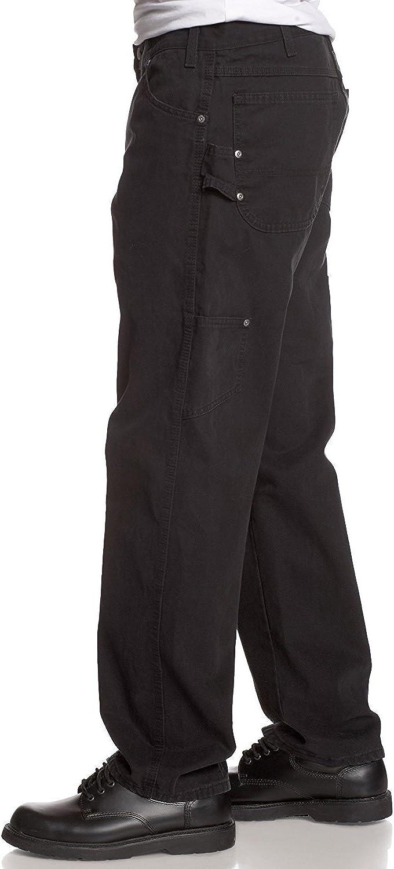 Dickies Men's Jeans Rinsed Brown Duck