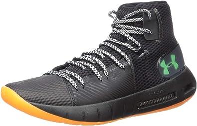 Respeto a ti mismo bibliotecario Gobernador  Amazon.com: Under Armour Ignite V - Zapatillas de baloncesto para niño:  Shoes