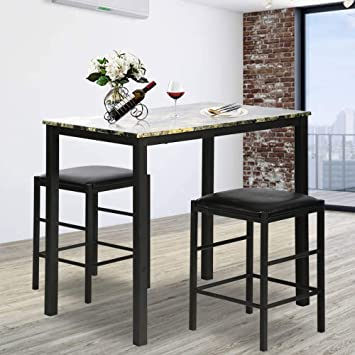Rectangular Kitchen Dining Table
