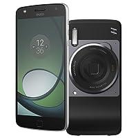 Motorola Moto Z Play Hasselblad True Zoom Edition - Smartphone Dual Chip, Grafite