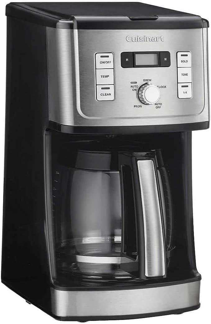 Cuisinart PerfecTemp Cafetera programable de 14 tazas: Amazon.es ...