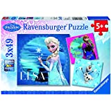 Ravensburger Disney Frozen (49 Pieces, Pack of 3)
