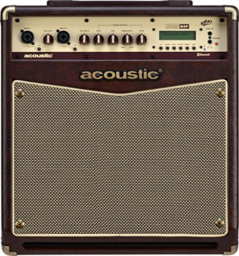 Acoustic A40 40w Acoustic Guitar Combo Amp Level 2 888365945606 by Acoustic