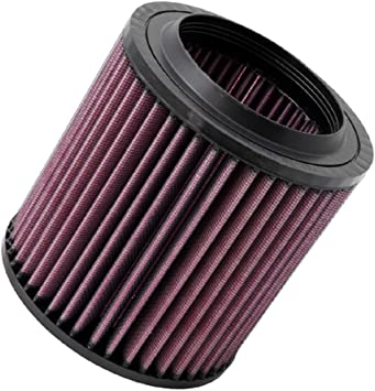 K and N E-1992 Washable and Reusable Car Replacement Air Filter